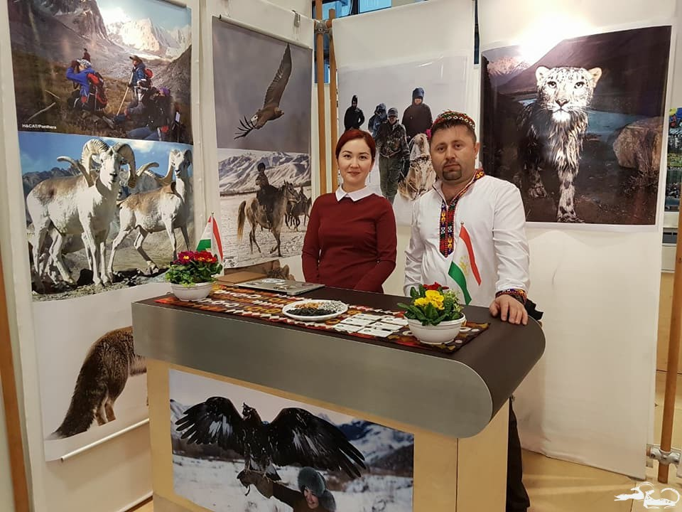 Ilbirs Presents at Ecotourism Exhibition in Berlin