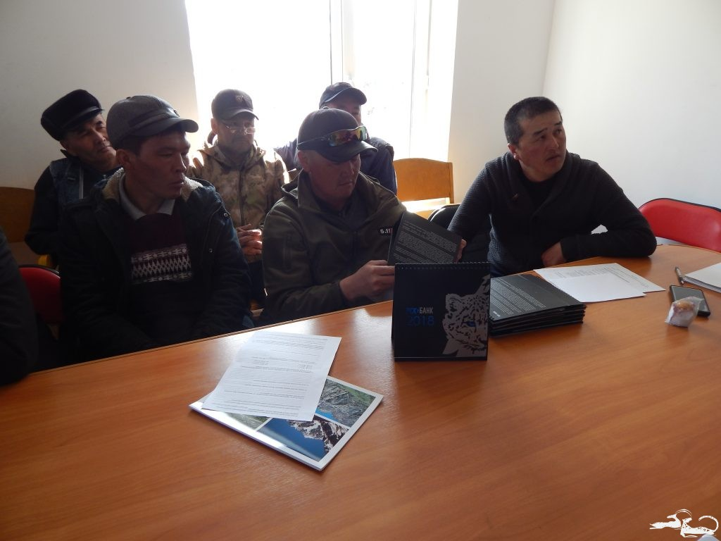 New Chairman Elected in Chunkur-Tor Community-Based Conservation Cooperative