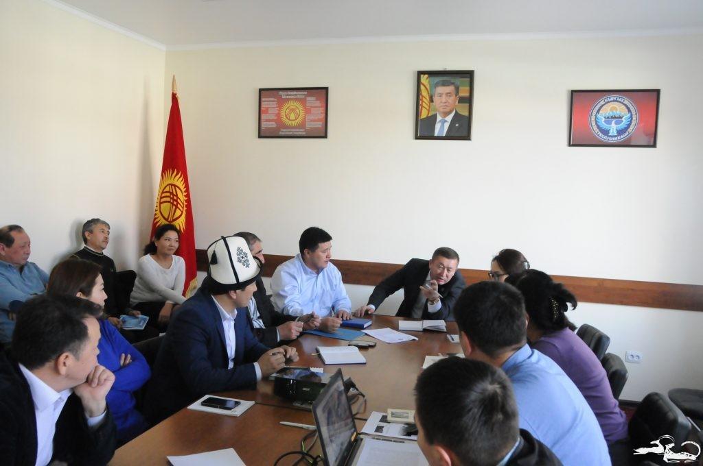 Photos of Ilbirs Foundation & SAEPF Meeting